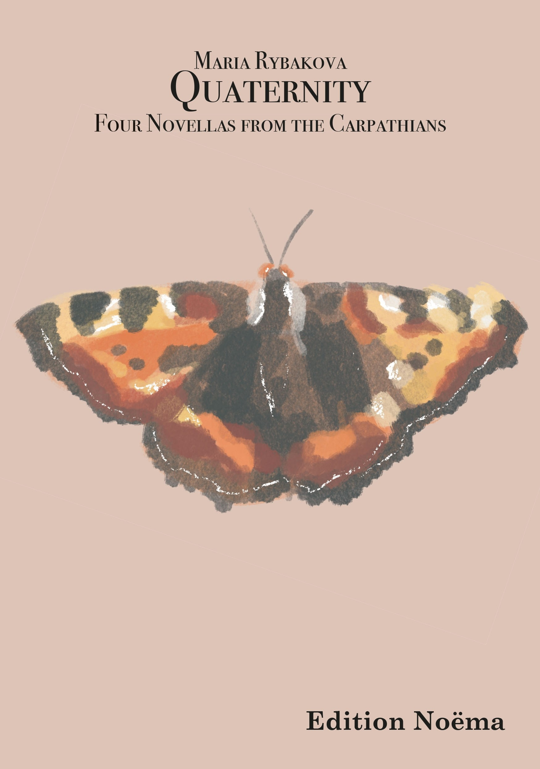 Quaternity. Four Novellas from the Carpathians