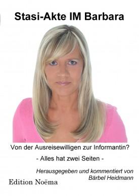 Stasi-Akte IM Barbara
